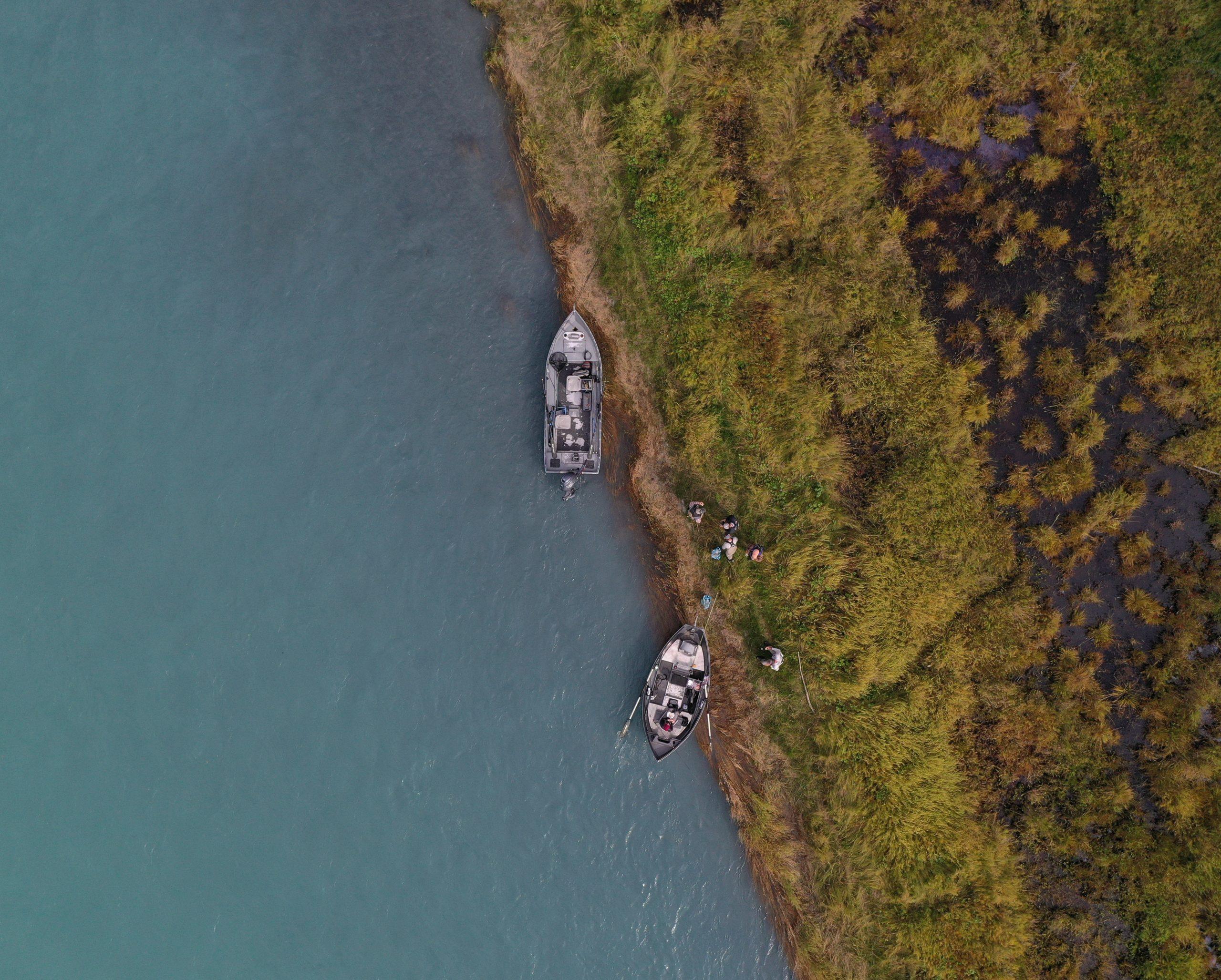 kenai river drift fishing